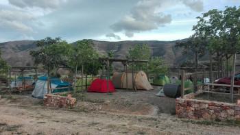 Camping Almócita