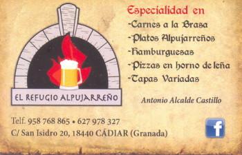 El Refugio Alpujarreño